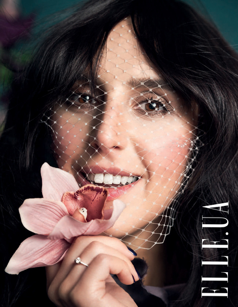Jamala for ELLE UA